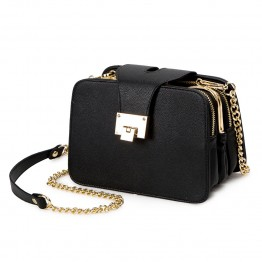 New Fashion Women's Shoulder Bag Chain Strap