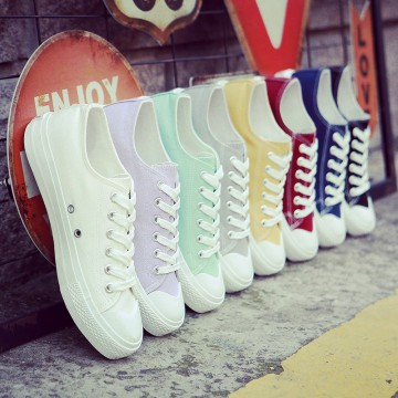Women s casual canvas fashion sneakers32801511450