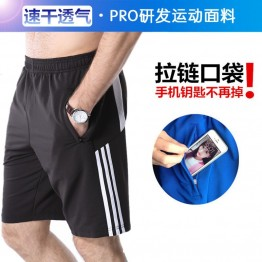 Men's Summer Stretch Shorts Dry Fitness