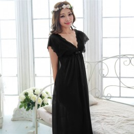 Women's Sleepwear Silk Robes