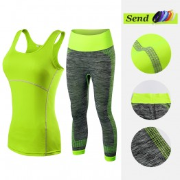 Women's Athletic Gym Yoga sportswear set