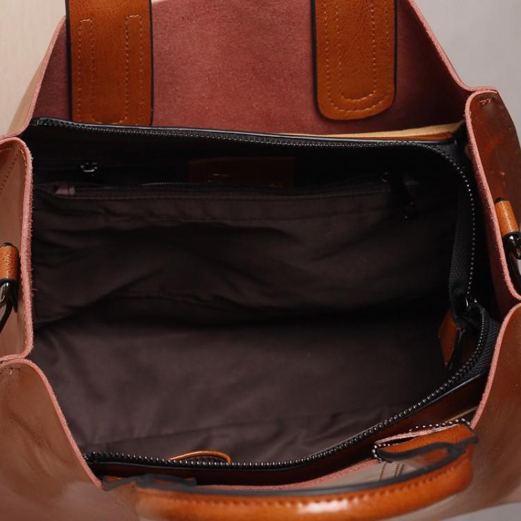 cb51fd505bb2 Genuine Leather Women Handbags Designer Brand32737123551