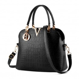 Women's Bag Concise Elegant Lady Leisure Tote