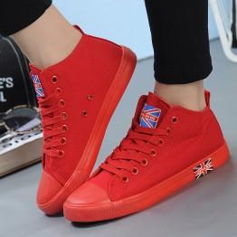 Mid Top Sneakers Women's Casual