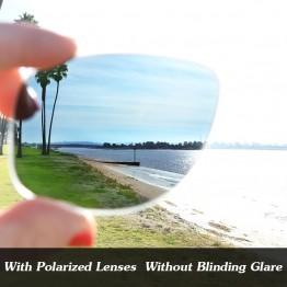POLARIZED Replacement Lenses for Authentic Flak Jacket XLJ