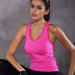 Sexy Pro Compressed Fitness Workout Tank For Women