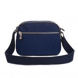 Waterproof Nylon Women's Messenger Bag Small